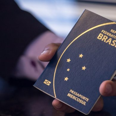 Disney Point Como tirar passaporte