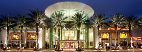Mall at Millenia, na minha opinião o melhor shopping de Orlando