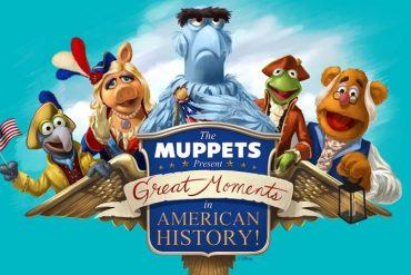 Disney Point Muppets