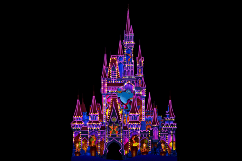 Disney Point Happily Ever After