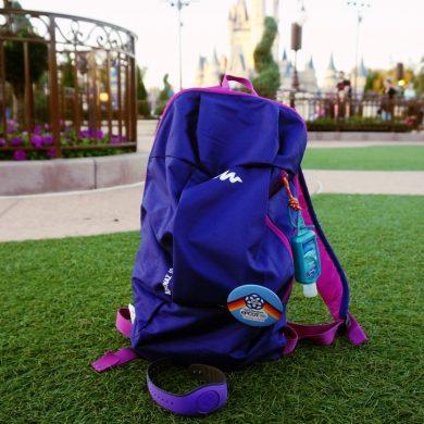 Disney Point Mochila de Parque