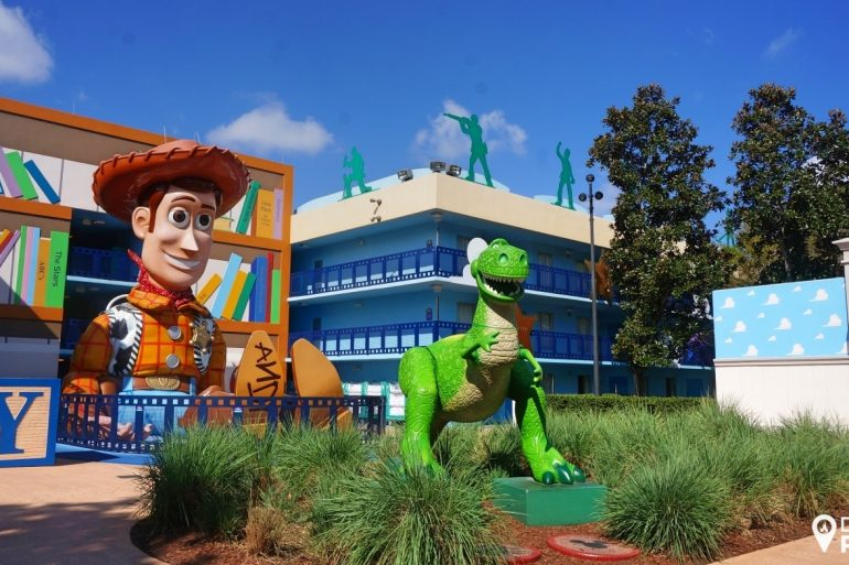 Disney Point All Star Toy Story 1