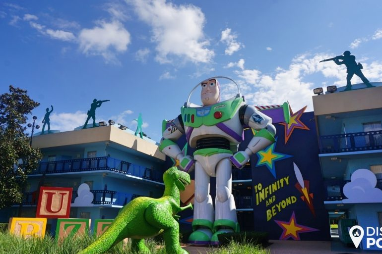 Disney Point All Star Toy Story 2