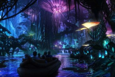 Disney Point Avatar River