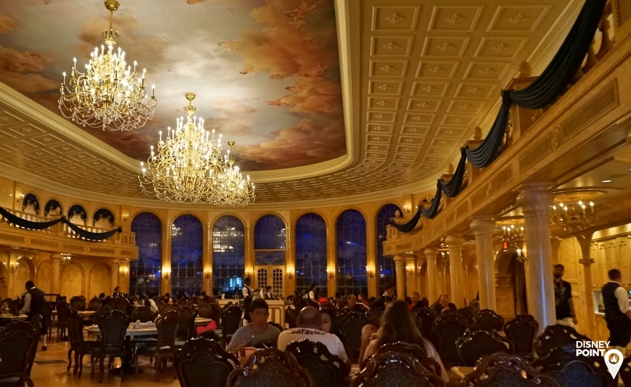 Disney Point Be Our Guest Ball Room 1