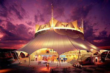 Novo Cirque du Soleil Disney Springs