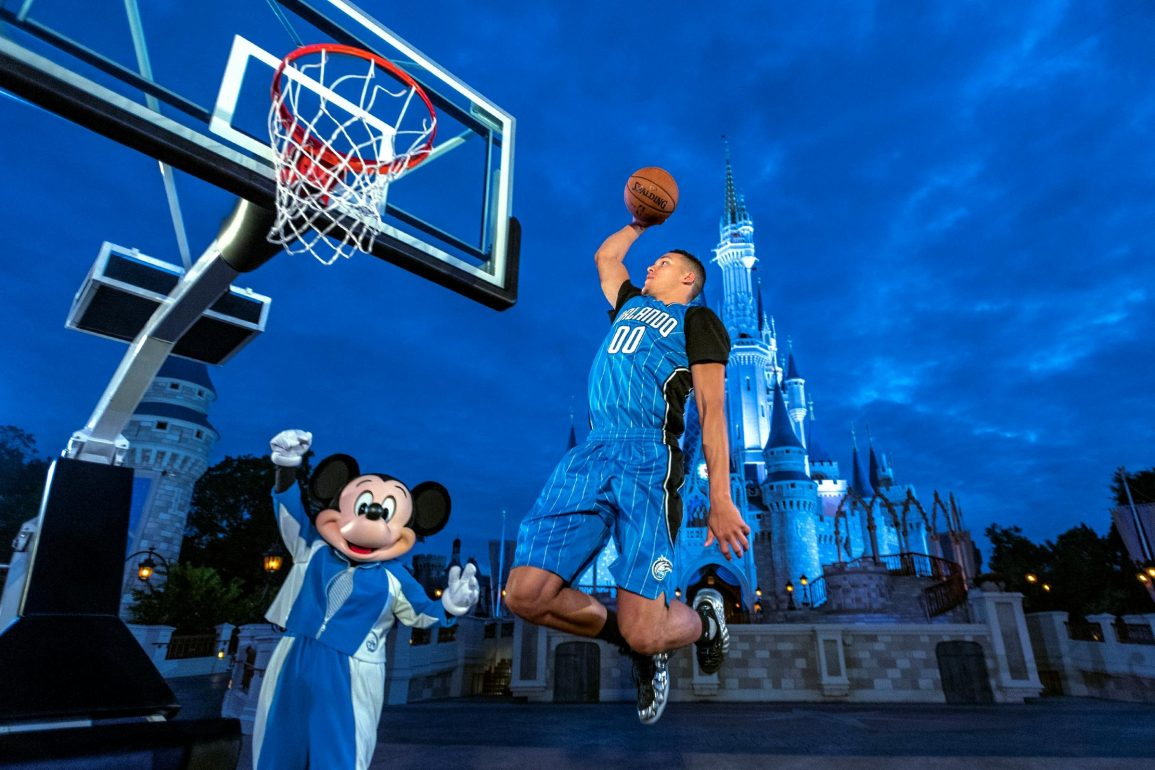 Disney Point Orlando Magic Disney 1