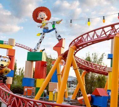 Slinky Dog Dash! Parece bobinha, mas não é tanto assim!
