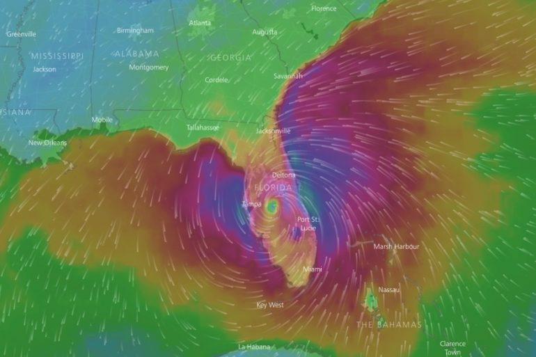 Disney Point Furacão Irma