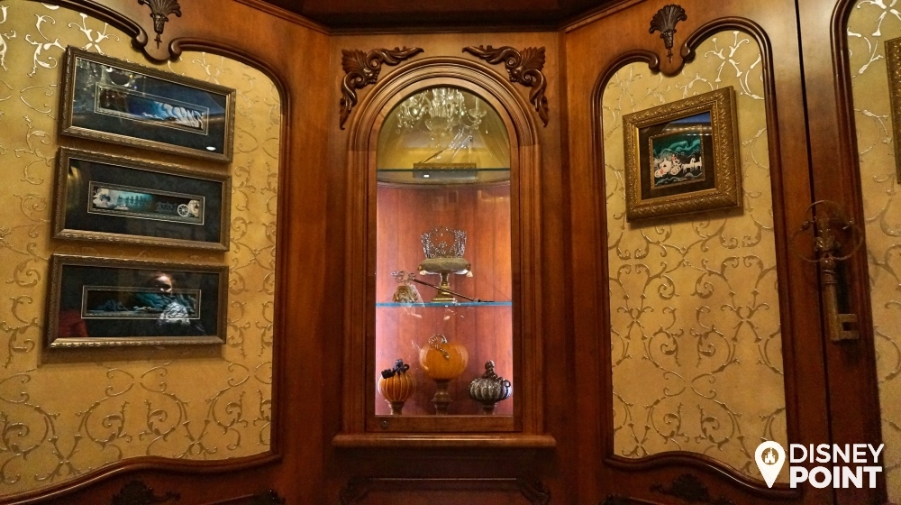 Disney Point Suite Castelo Cinderella Magic Kingdom Foyer