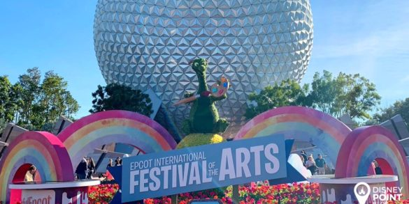 Disney Point Epcot Festival of the Arts