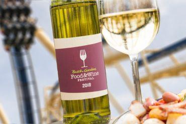 Disney Point Busch Gardens Food Wine 2018