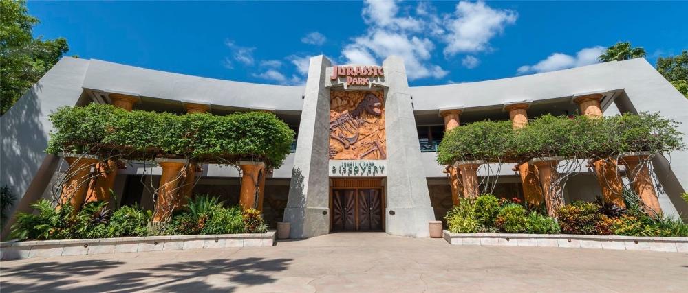 Disney Point Roteiro Grátis Islands of Adventure Jurassic Center