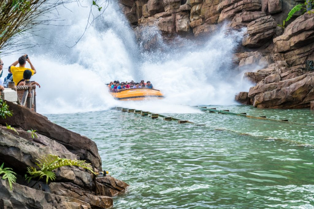 Disney Point Roteiro Grátis Islands of Adventure Jurassic River