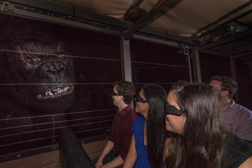 King Kong: que de simpático não tem nada! hahahahaha