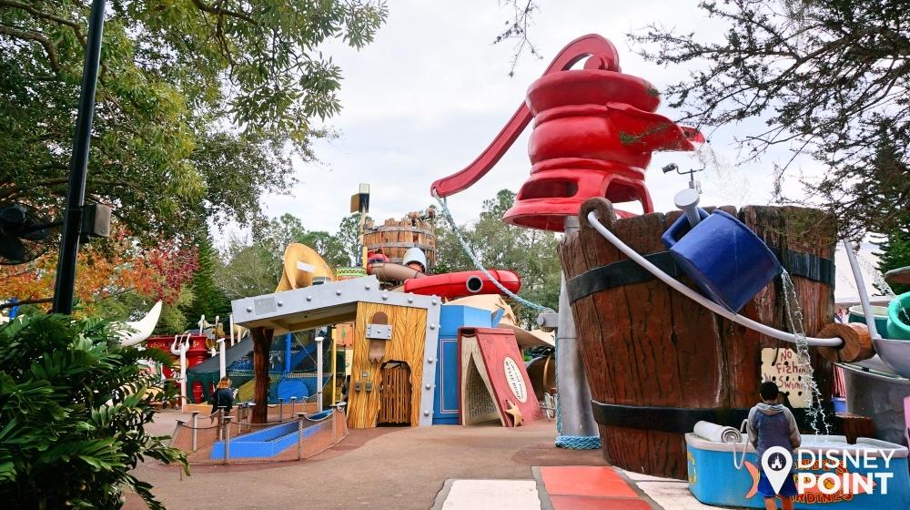 Playground do Fievel!