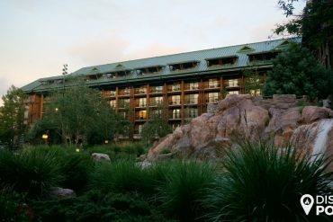 Disney Point Wilderness Lodge Externo 5