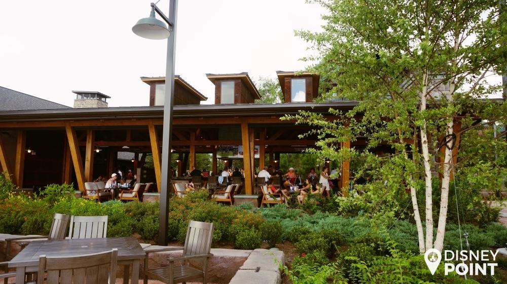 Disney Point Wilderness Lodge Geyser Point