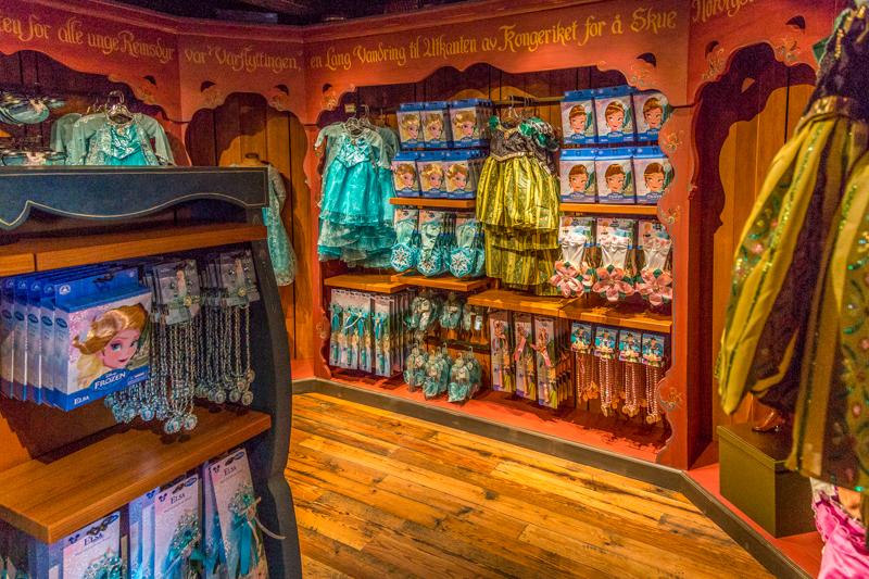 Disney Point Guia Frozen Loja Epcot