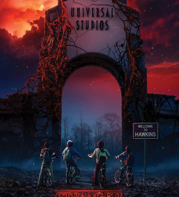 Disney Point Halloween Horror Nights 2018 Universal Stranger Things