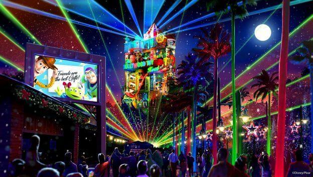 Disney Point Natal na Disney 2018