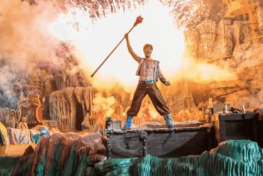 Disney Point Islands of Adventure Sindbad