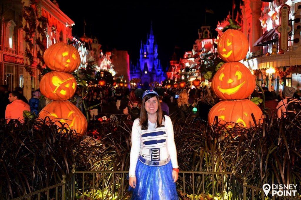 Disney Point Mickey's Not So Scary Halloween Party MNSSHP Disney Fantasia-min