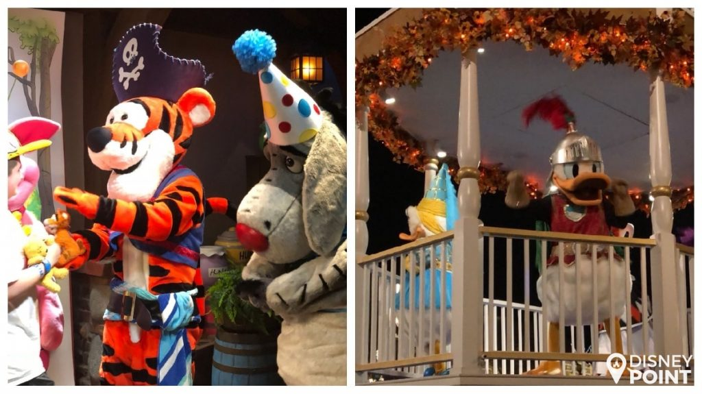 Disney Point Mickey's Not So Scary Halloween Party MNSSHP Disney Personagens-min