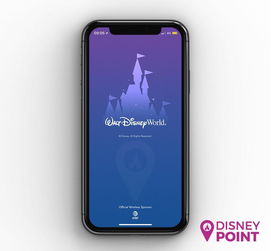 Disney Point My Disney Experience