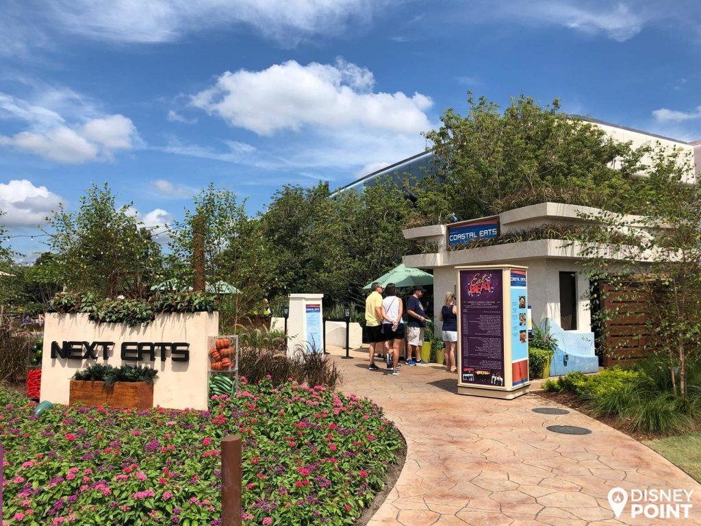 Disney Point Epcot Food & Wine Quiosques 2