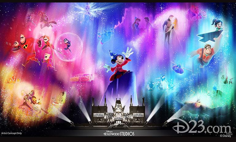 Disney Point Hollywood Studios Show 2019