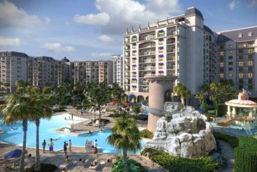Disney Point Disney Riviera Resort Piscina Pool