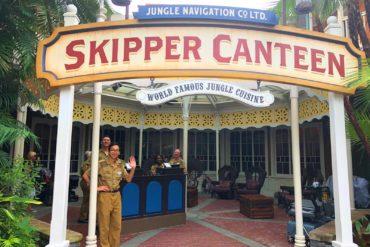 Disney Point Skipper Canteen Magic Kingdom Adventureland Entrada-min